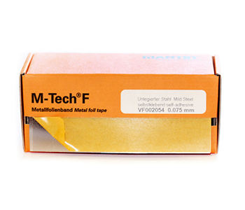 M-tech metallfolie